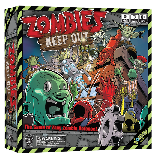 Privateer Press Zombies Keep Out