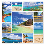 Melissa & Doug Photos from Paradise Cardboard Jigsaw puzzle