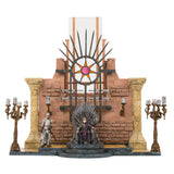 McFarlane Toys Game of Thrones Iron Throne Room Construction Set assembled 1