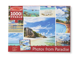 Melissa & Doug Photos from Paradise Cardboard Jigsaw