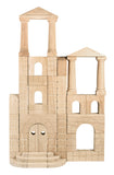 Melissa & Doug Architectural Standard Unit Blocks assembled 3