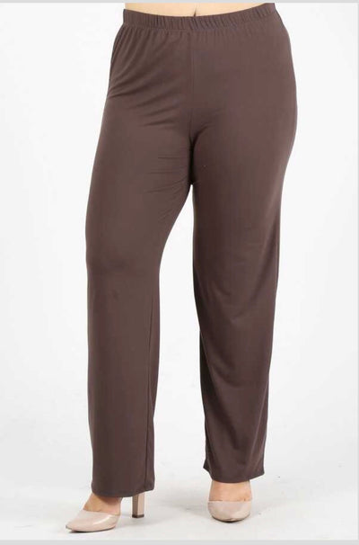 GT/Q {No Agenda} Charcoal Pants Poly-Spandex Soft Feel SALE!!