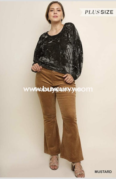 Bt-E {The Choice Is Yours} Camel Corduroy Bell-Bottom Pants Sale! Bottoms