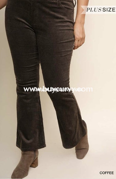 Bt-R {The Choice Is Yours} Brown Corduroy Bell-Bottom Pants Sale! Bottoms