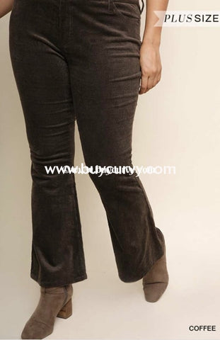 514361074bbee Bt-R {The Choice Is Yours} Brown Corduroy Bell-Bottom Pants Sale
