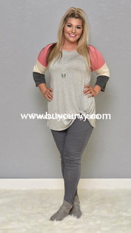 c3e7018b06892 Bt-V Umgee Stretchy Gray Pants With Pleated Detail Sale!! Bottoms