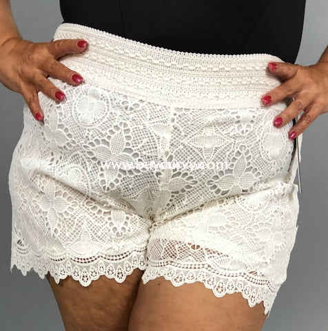 Bt-X New Mix White Lace With Under Lining Sale! Bottoms