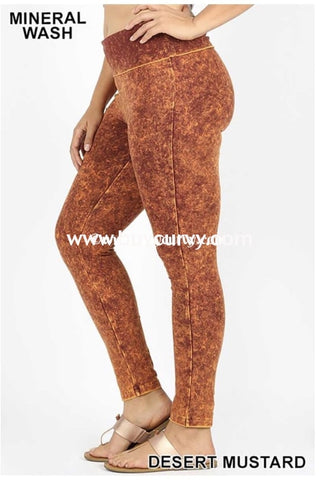 Bt-Y {Fancy Pants} Desert Mustard Mineral Wash Sale! Bottoms