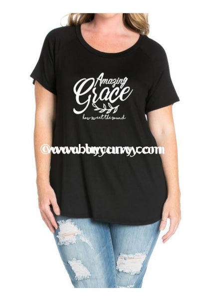 Gt-H Amazing Grace Black Graphic Sale!!