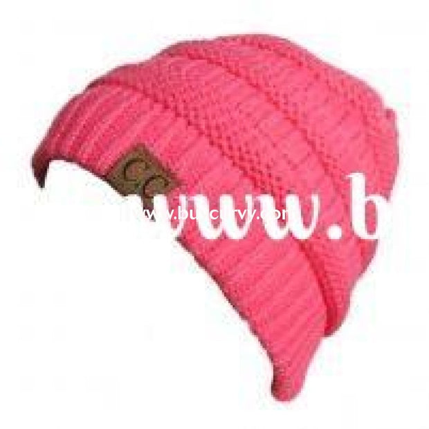 Hat-Original C.c. Beanie~Candy Pink Hats