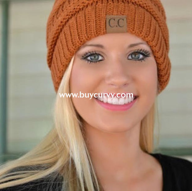 Hat-Original C.c. Beanie~Rust * Hats