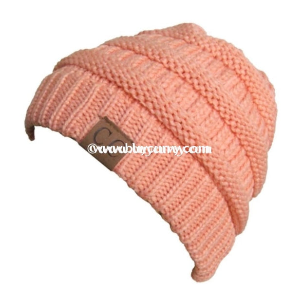 Hat-Original Style C.c. Beanie~ Peach Hats