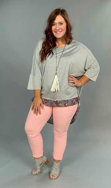 "BT-K {Spring Fling} Pink ""Wax"" Skinny Jeans With Pockets SALE!"