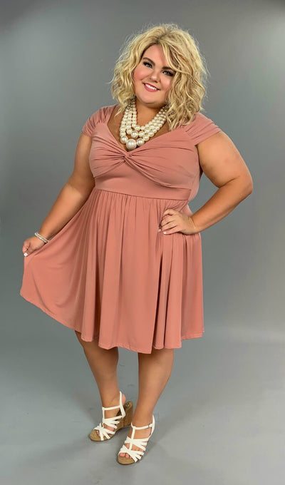 OS-Y {Sophisticated Lady} Mauve with Open Sleeves  SALE!!