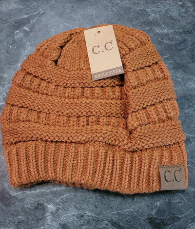 HAT-Original C.C. Beanie~RUST
