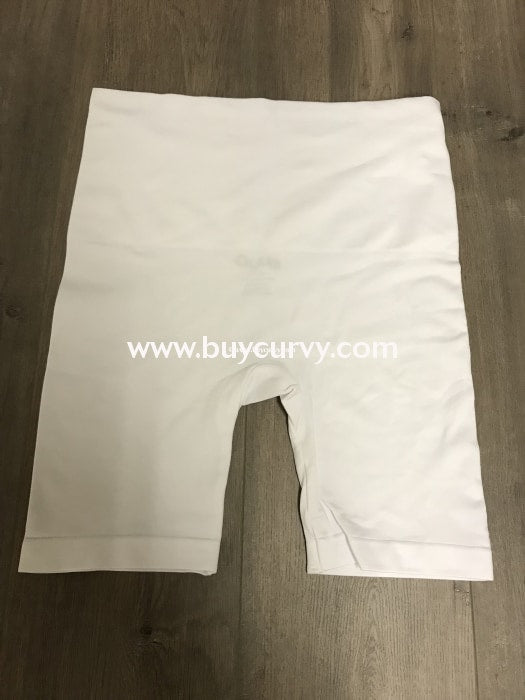 Leg/sd White Spandex Shorts (92% Nylon 8% Spandex) Leggings