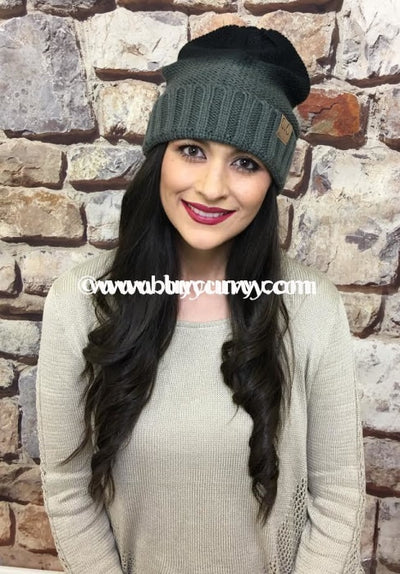 Ombre Style C.c. Beanie Hats