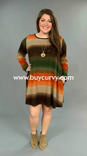 Pls-T {The Lost World} Rust/green Gradient Knit Sale!! Pls