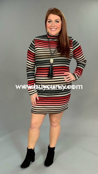 Pls-Y {Heavens To Betsy} Striped Bodycon Sale!! Pls