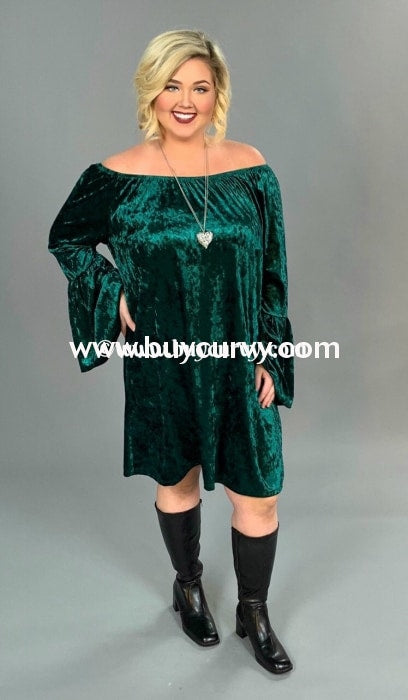864cccdf4ab8d SLS-A  Unchained Melody  Jade Green Velvet SALE!! – Curvy Boutique ...