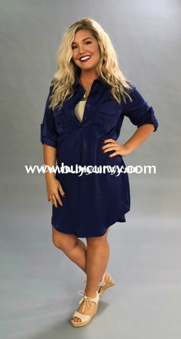 21c3b264c73 Sls-S Navy With Roll-Tab Sleeves Sale!! Sls