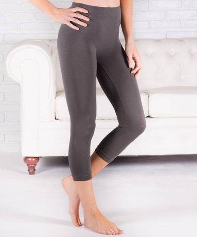 "GT/R - ""Yelete"" Charcoal (92% Poly/8% Spandex) Leggings"