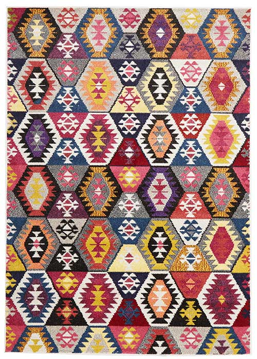 gemini multi rug intricate pattern