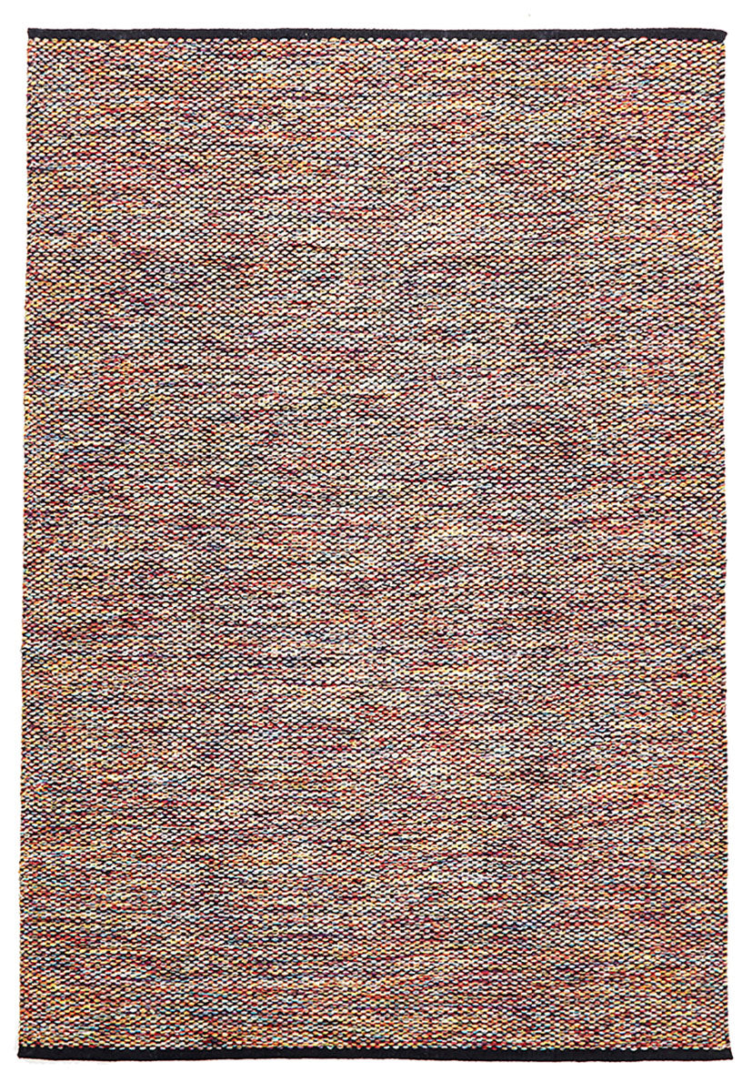 scandinavian multi colour rug