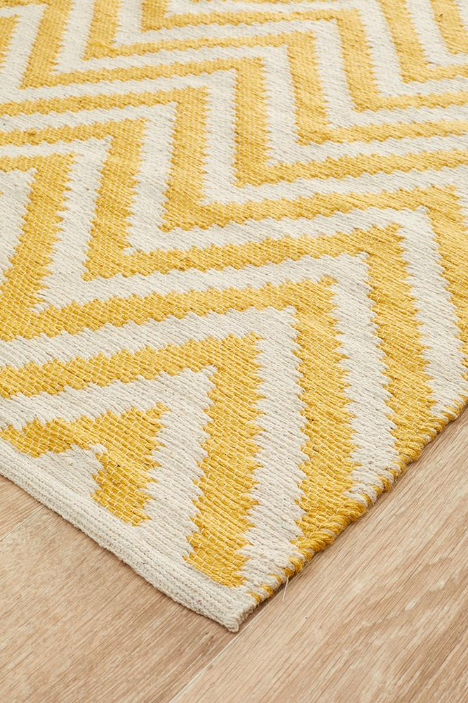 Abode Chevron Yellow