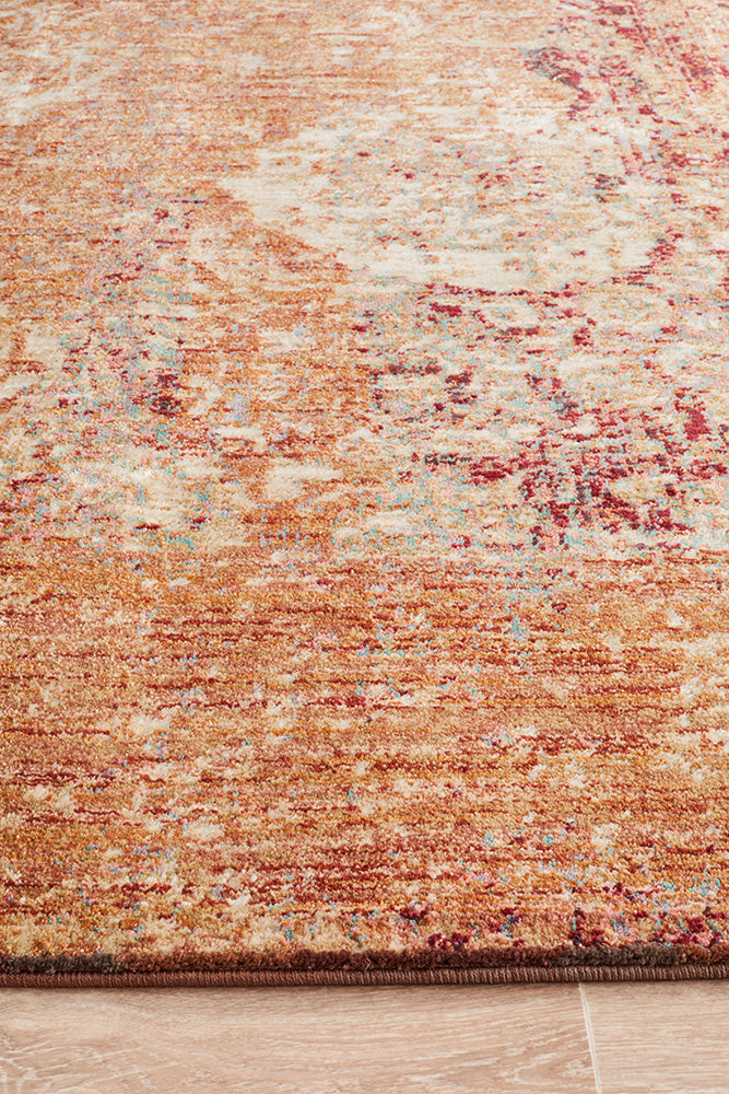 Anastasia 264 Copper Rug