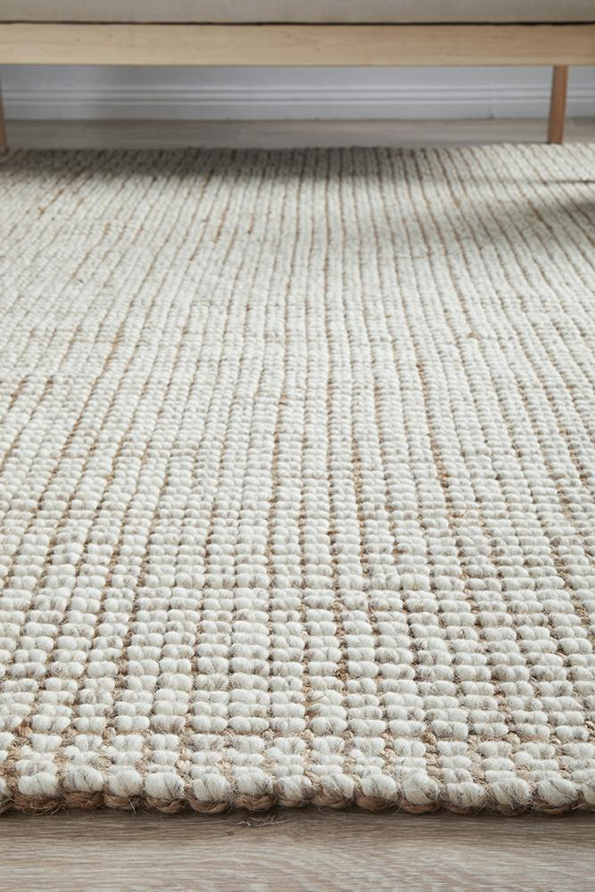 Arabella Natural Runner Rug