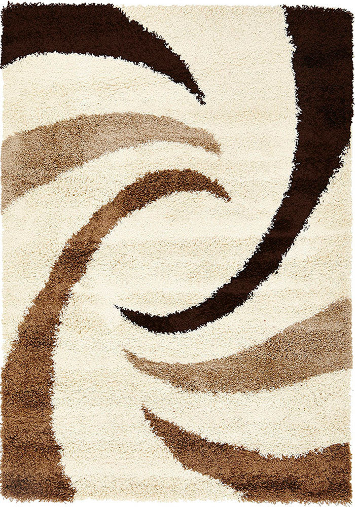 Cosmo 3496 Brown Ivory