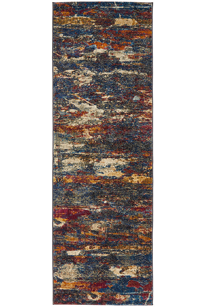 Dream Scape 851 Midnight Runner Rug