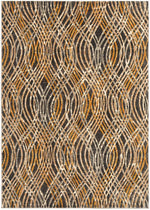 Dream Scape 852 Charcoal Rug