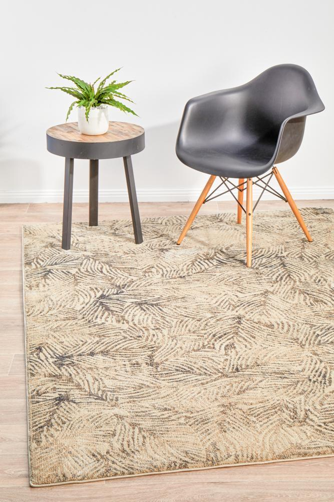 Dream Scape 854 Charcoal Rug