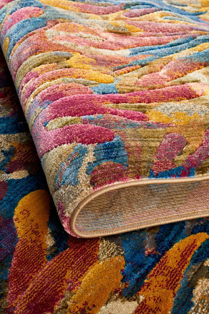 Dream Scape 855 Tropical Rug