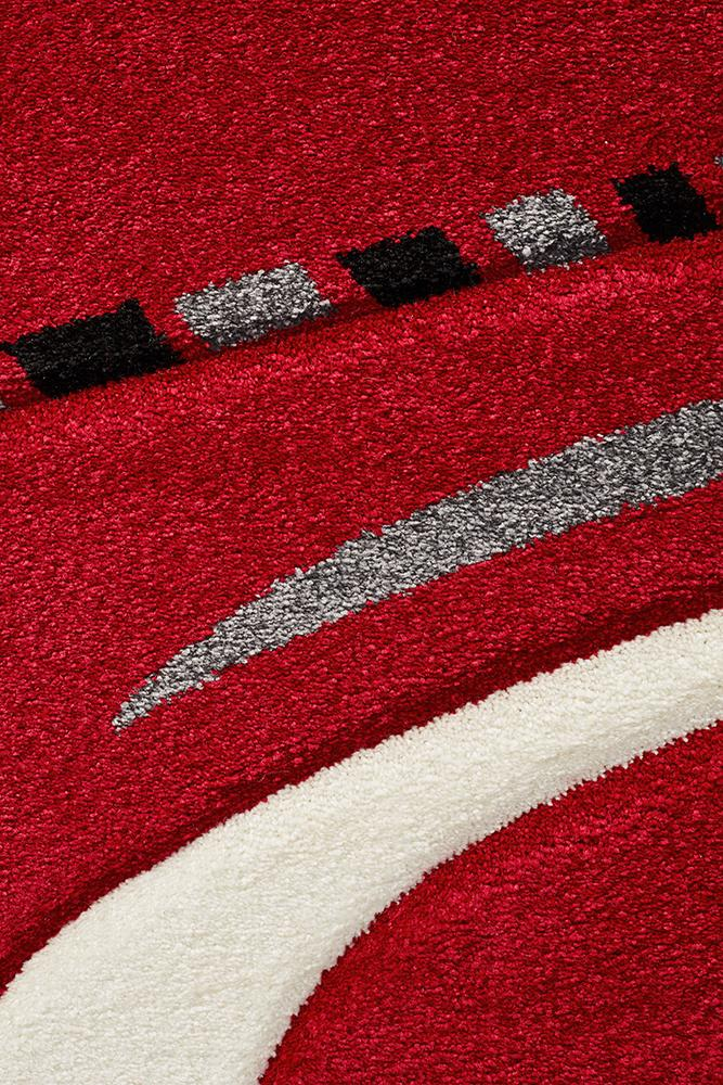 Icon 706 Red Rug