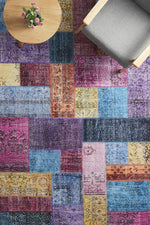 Illusions 167 Multi Rug