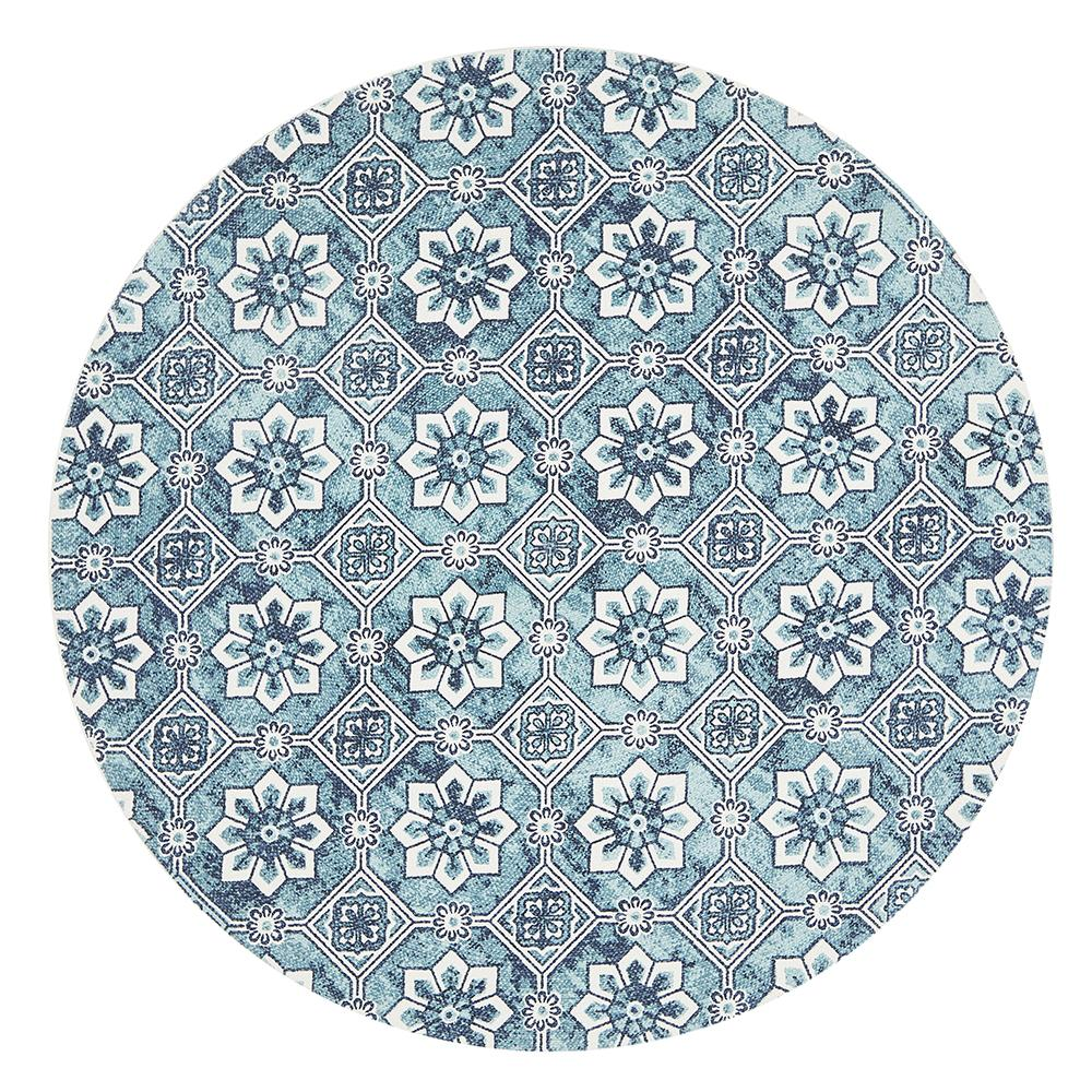 Lunar 1105 Printed Blue