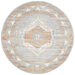 Mayfair Caitlen Grey Round Rug