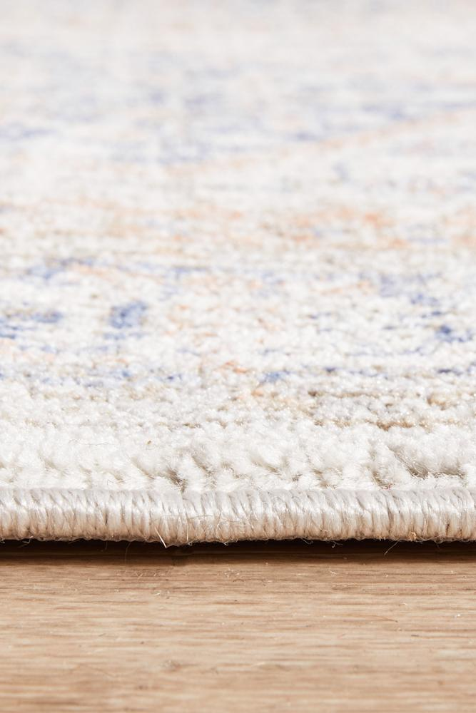 Mayfair Lorissa Blue Runner Rug