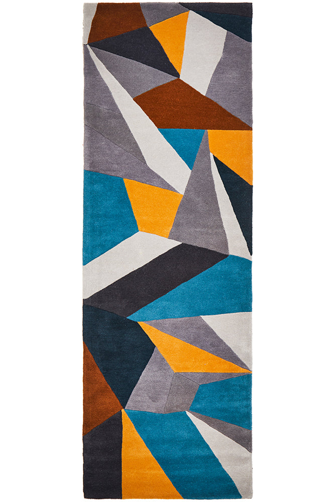 Matrix 902 Safari Runner Rug