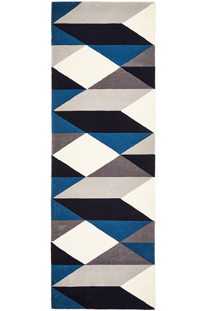 Matrix 904 Steel Runner Rug Rug