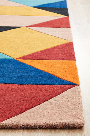 Matrix 904 Sunset Runner Rug