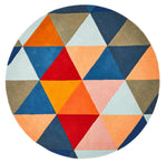 Matrix 905 Multi Round Rug
