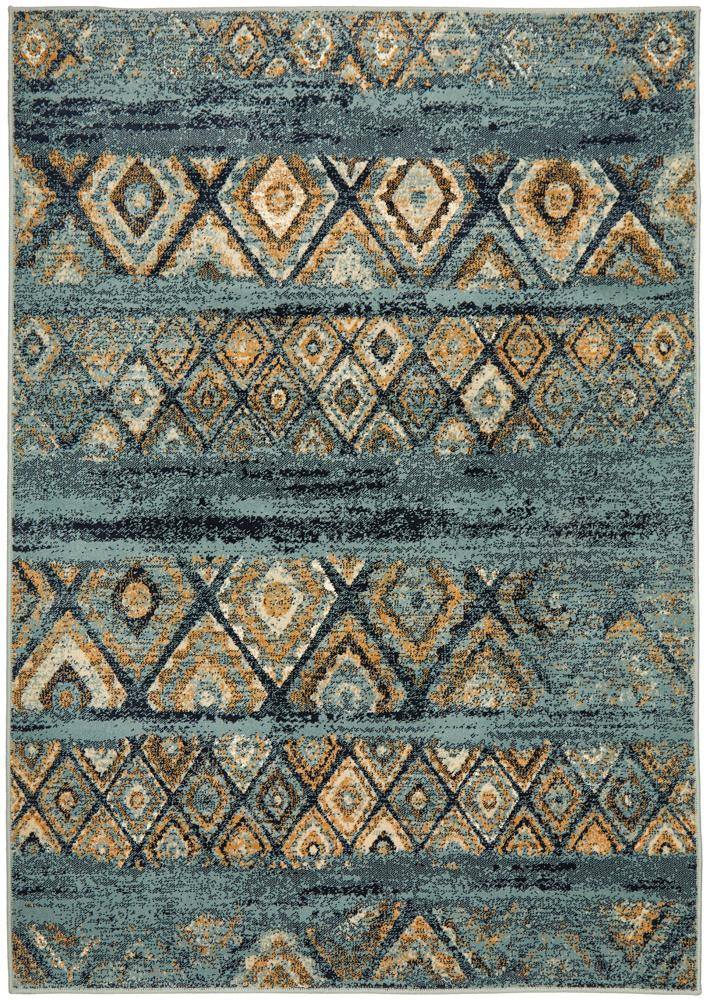 Oxford 430 Blue Rug