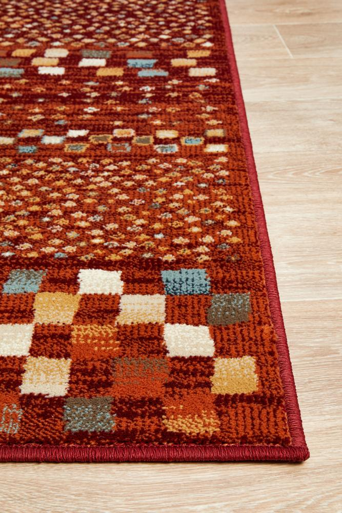 Oxford 431 Rust Rug