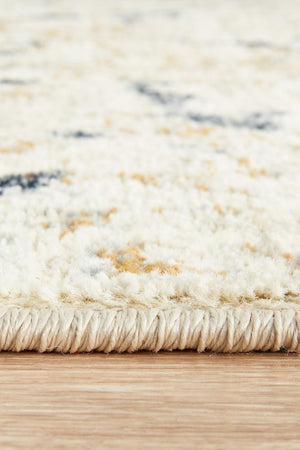 Oxford 436 Bone Runner Rug