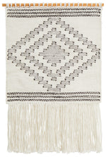 426 White Wall Hanging