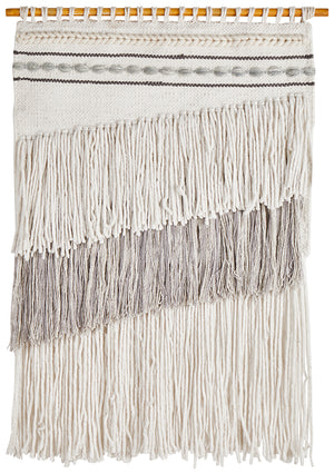 431 Grey Wall Hanging